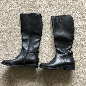 Steve Madden Black boots